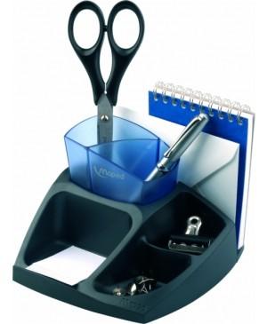 Darbo stalo priemonių dėklas Maped Essentials Green Compact Office, 6 skyrių
