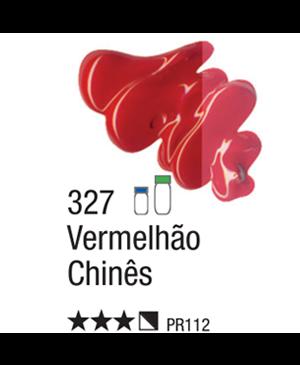 Aliejiniai dažai Acrilex 37ml Chinese Vermilion 327