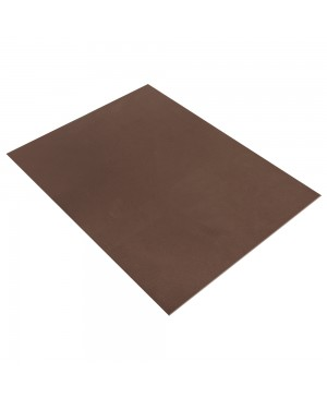 Putgumės lakštas 20x30cm, 2mm storio, ruda tamsi 05