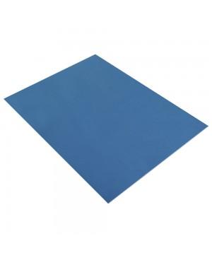 Putgumės lakštas 20x30cm, 2mm storio, tamsi mėlyna 10
