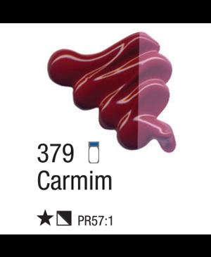 Aliejiniai dažai Acrilex 37ml Carmine 379