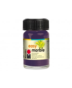 Marmuravimo dažai Marabu Easy Marble 039 lila