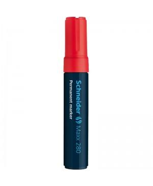 Žymeklis Schneider Maxx 280 4-12mm raudonas