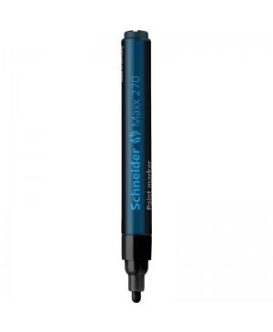 Žymeklis Schneider Maxx 270 B, 1-3 mm,  juodas