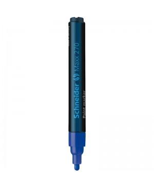 Žymeklis Schneider Maxx 270 B, 1-3 mm, mėlynas