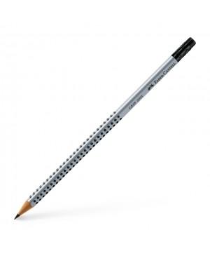 Grafitinis pieštukas su trintuku Faber Castell Grip 2001, HB