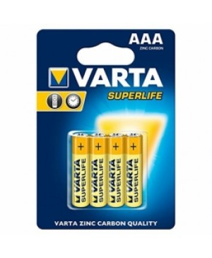 Elementai Varta Superlife  AAA, 4 vnt.