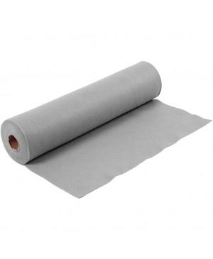 Sintetinis veltinis - filcas 1,5 mm storio, 45 cm pločio, 1 m, pilkos sp.