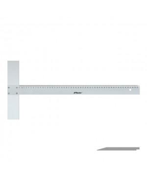 Liniuotė aliuminė 50cm, reišena