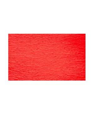 Krepinis popierius, 200x50cm, 30 g/m², raudonas (7)