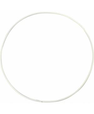 Žiedas metalinis, 20cm