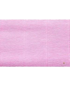 Krepinis popierius 50 cm x 2,5 m, 180 g/m², rožinė (554)