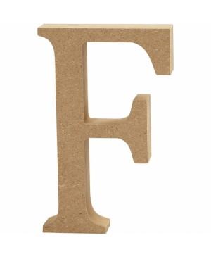 Raidė MDF pastatoma 13cm, F