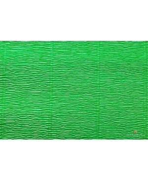 Krepinis popierius 50 cm x 2,5 m, 180 g/m², žalia (563)