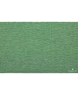 Krepinis popierius 50 cm x 2,5 m, 180 g/m² , mėtos žalia sp. (565)