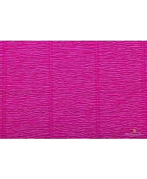 Krepinis popierius 50 cm x 2,5 m,180 g/m²,ciklameno violetinė (572)