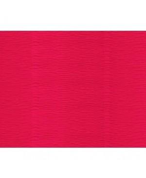 Krepinis popierius 50 cm x 2,5 m, 180 g/m², šviesiai raudona (582)