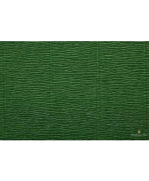 Krepinis popierius 50 cm x 2,5 m, 180 g/m², lapų žalia (591)