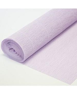 Krepinis popierius 50 cm x 2,5 m, 180 g/m², šviesiai alyvinė (592)