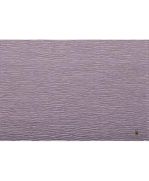 Krepinis popierius 50 cm x 2,5 m, 180 g/m² , tamsiai pilka sp. (605)