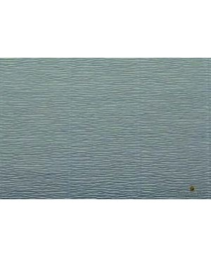 Krepinis popierius 50 cm x 2,5 m, 180 g/m² , pilkos sp. (606)