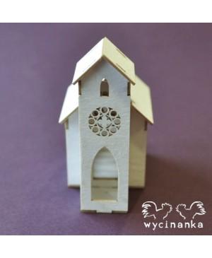 Kartono formelė 3D Bažnyčia