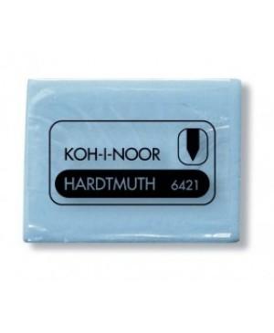 Minkomas trintukas pastelei ar angliai Koh I Noor 6421 vidutinio minkštumo, mėlynos spalvos