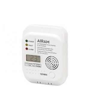 CO anglies monoksido detektorius AIRAM 85 dB