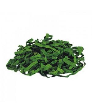 Popierinės drožlės tamsiai žalios sp. 100 g.