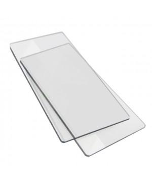 Kirtimo plokštės Sizzix Plus, 22.23x38.10x0.32cm, 2 vnt.