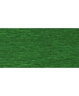 Krepinis popierius, 200x50cm, 30 g/m², tamsiai žalias (24)