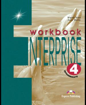 Enterprise 4. Workbook. Pre-intermediate. Anglų kalbos pratybų sąsiuvinis
