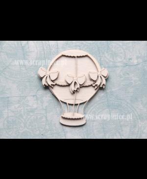 Kartono formelė Oro balionėlis su kaspinėliais, 5 d.