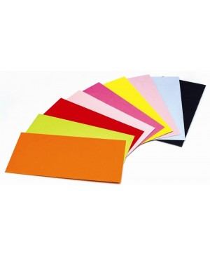 Vokas Image Coloraction C65, 114x229mm, 120 g/m², geltonas, 1 vnt.