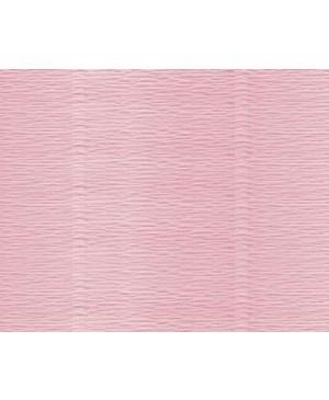 Krepinis popierius 50 cm x 2,5 m, 180 g/m², rausva (549)