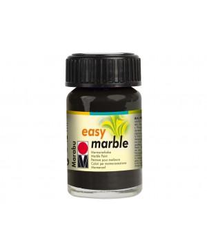 Marmuravimo dažai Marabu Easy Marble 073 black