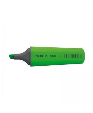 Teksto žymeklis Milan Fluo, kirstu galiuku, 1-4,8 mm, žalios sp.