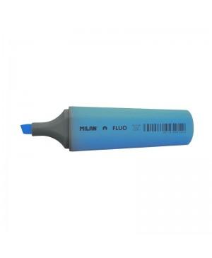Teksto žymeklis Milan Fluo, kirstu galiuku, 1-4,8 mm, mėlynos sp.
