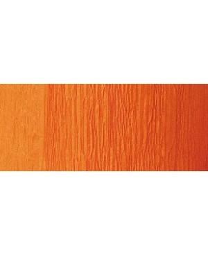 Krepinis popierius, 200x50cm, 30 g/m², oranžinis (17)