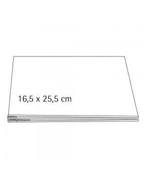 Skrebinimo albumas, 25.5x16.5cm