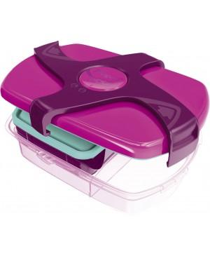 Priešpiečių dėžutė Maped Picnik Concept Lunch-Box, 1.78l. rožinė