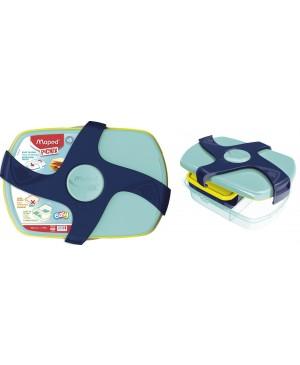 Priešpiečių dėžutė Maped Picnik Concept Lunch-Box, 1.78l mėlyna
