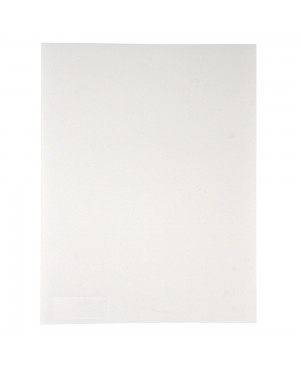 Susitraukiantis plastikas, 262x202 mm, 6 vnt. baltos sp.