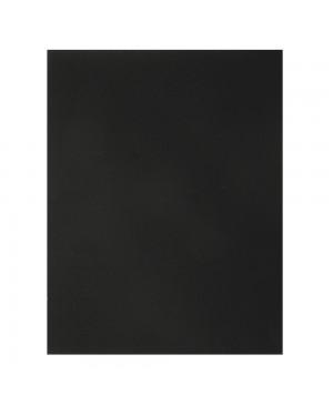 Susitraukiantis plastikas, 262x202 mm, 6 vnt. juodos sp.