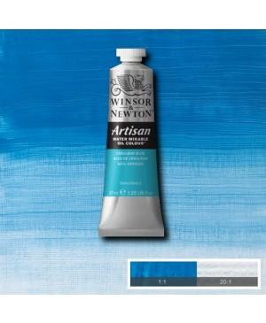 Aliejiniai dažai Artisan 37ml 137 cerulean blue