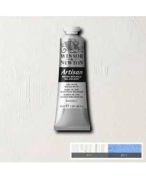 Aliejiniai dažai Artisan 37ml 748 zinc white (mixing white)