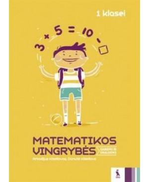 Matematikos vingrybės 1 klasei