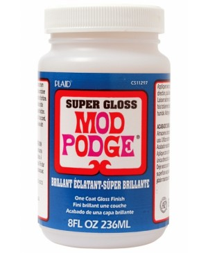 Mod Podge Super Gloss lakas, 236ml