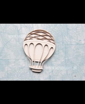 Kartono formelė Oro balionėlis, 2 d.
