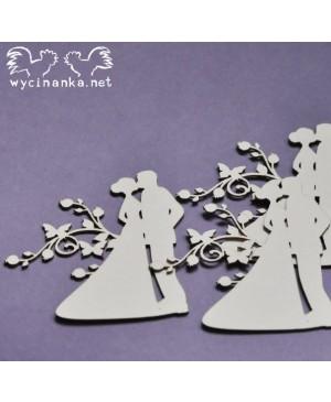 Kartono formelė Summer Wedding Couple 3